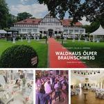 Hochzeit im Waldhaus Ölper in Braunschweig