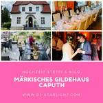 Hochzeit Märkisches Gildehaus Caputh Schwielowsee