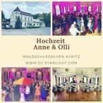 Hochzeit im Waldschlösschen Kyritz