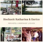 Hochzeit im Seehotel Lychen