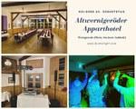 Geburtstag im Altwernigeröder Apparthotel Wernigerode
