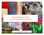 Hochzeit im Restaurant Zur Rothenburg Braunschweig